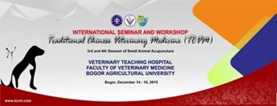 Seminar dan Workshop Internasional Traditional Chinese Veterinary Medicine